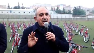 Belediyeden '15 Bin Eve 15 Bin Bisiklet' - KİLİS