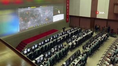 - Çin, Ay'ın karanlık yüzüne uzay aracı indirdi