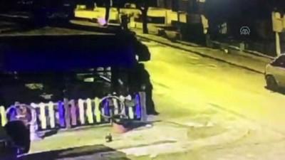 Edirne'de 10 kişinin bir kişiyi dövdüğü kavga görüntülere yansıdı
