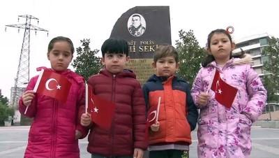 İzmir'in unutulmaz kahramanı Fethi Sekin'in ismi 40 dönümlük parkta yaşıyor