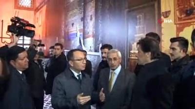 maneviyat -  Pakistan Başbakanı İmran Khan Konya'da