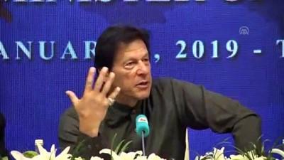 'Pakistan ve Türkiye'nin ticaret hacmini artırmasının vakti gelmiştir' - ANKARA