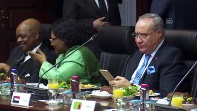 Afrikalı büyükelçilerden AK Parti'ye ziyaret - ANKARA