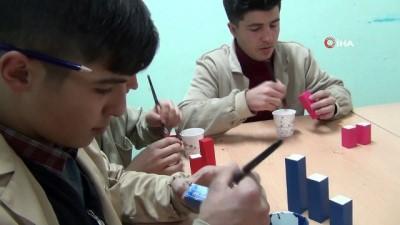 Ahşap oyuncak üretimine yerli destek