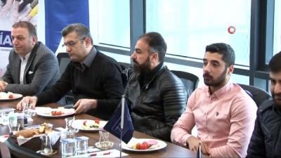 otopark sorunu -  AK Parti Zeytinburnu Adayı Arısoy, tekstilcilere destek sözü verdi