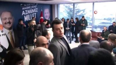 Bahçeli ve Özhaseki gazetecilerin sorularını cevapladı