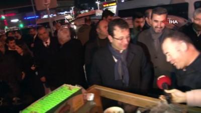 CHP'li İmamoğlu'ndan Binali Yıldırım'ın istifasına ilişkin açıklama