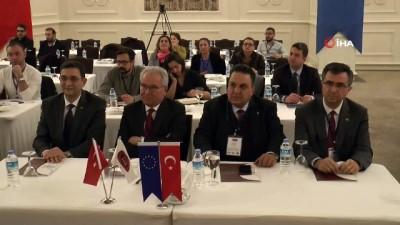 Mahir Eller projesi Gaziantep'te tanıtıldı