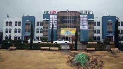 Pakistan'daki FETÖ okullarının tamamının TMV'ye devri tamamlandı - İSLAMABAD