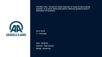 Şantaj ve silahlı saldırı iddiası - KOCAELİ