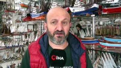 Sinop'a özgü kotralar ihraç ediliyor