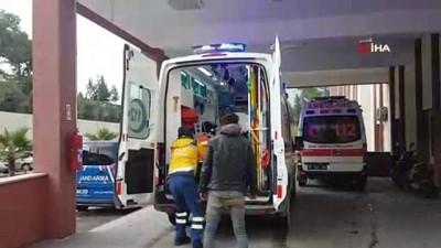 yuksek gerilim hatti -  Yüksek gerilim hattında iş kazası: 1 ölü