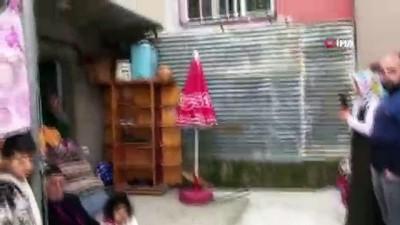 yuksek gerilim hatti -  Yüksek gerilime kapılan çocuk ağır yaralandı