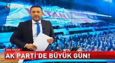 recep tayyip erdogan - AK Parti'de büyük gün