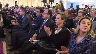 Bakan Gül: 'Kırmızı çizgimiz arabuluculuk sisteminin hukukçular eliyle, avukatlar eliyle gerçekleşmesidir' - ANKARA