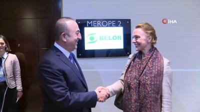 - Dışişleri Bakanı Çavuşoğlu Hırvat mevkidaşı ile görüştü