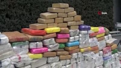 Sultanbeyli'de uyuşturucu operasyonu kamerada