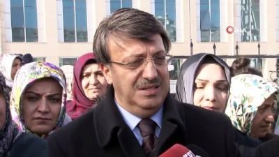AK Parti'li Muştu'nun şehit edilmesine ilişkin dava ertelendi
