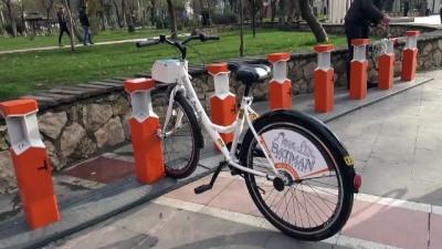 Batman'da akıllı bisiklet uygulaması