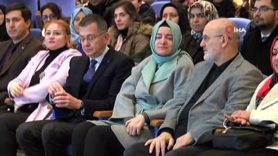 'Yaşlı ve Yaşlı Hasta Bakımı Sertifika Programı' mezunlarını verdi