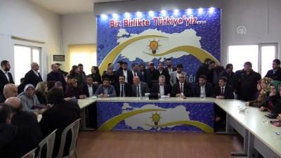 istifa - AK Parti Çorum İl Başkanlığında temayül yoklaması