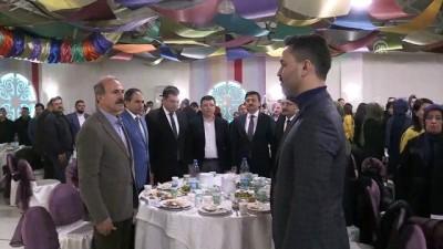AK Parti Genel Başkan Yardımcısı Dağ: 'Aday değişimi söz konusu olmayacaktır' - UŞAK