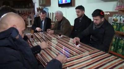 otopark sorunu -  AK Parti'nin Zeytinburnu adayı Arısoy, kentsel dönüşüm konusunda vatandaşı dinledi
