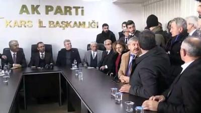 Bakan Kasapoğlu: 'Hiçbir gencimizi hiçbir şebekenin ağına teslim etme hakkımız yok' - KARS