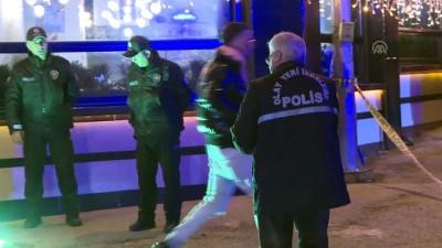 Başkentte kafede silahlı kavga: 1 yaralı