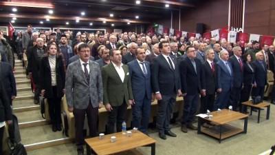 CHP, Sivas il ve ilçe belediye başkan adaylarını tanıttı