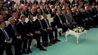 Cumhurbaşkan Erdoğan: 'Türkiye bundan sonra da kalkınma yolculuğuna devam edecek' - MANİSA