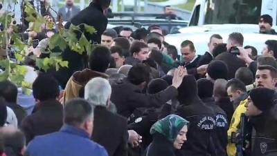 Cumhurbaşkanı Erdoğan, Ekrem Pakdemirli için okutulan mevlide katıldı - İZMİR