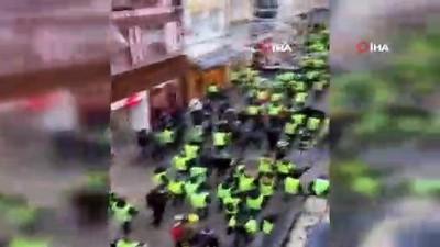 istifa -  - Fransa'daki Sarı Yelekliler bir kez daha sokakta
