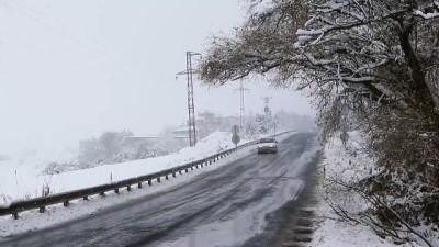 Kar yağışı - TEKİRDAĞ