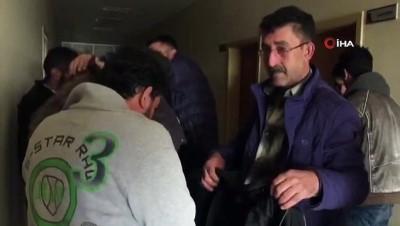 multeci -  Kırıkhan'da 11 kaçak mülteci yakalandı