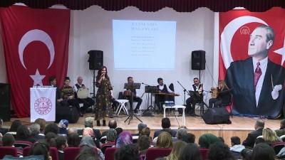 Öğretmenlere ve öğrencilere Türk müziği tanıtım seminerleri - ANKARA