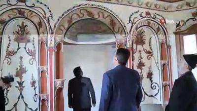 istifa -  Osmangazi'de tarihi yapıların restorasyonları sürüyor