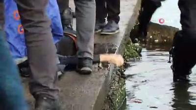cenaze araci -  - Samsun'da denizde ceset bulundu - Cesedin 23 yaşındaki engelli bir gence ait olduğu belirlendi