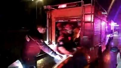 gaz sizintisi -  Sondaj kuyusunda dehşet: 6 yaralı