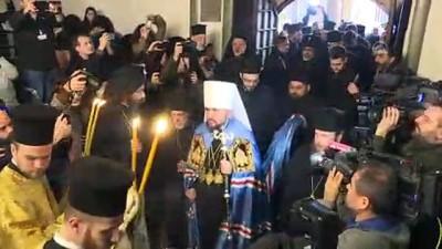 hac cikarma - Ukrayna Ortodoks Kilisesi 'otosefal' statü kazandı - İSTANBUL
