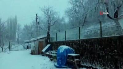 kar manzaralari -  - Küçük Menderes Havzasından kar manzaraları