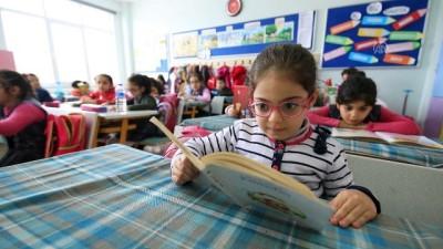 Önce kitap okuyup sonra ders işliyorlar - MALATYA