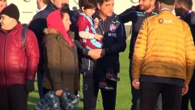 argo - Trabzonspor pas çalışması yaptı