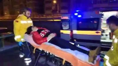 Genç kadın parkta tabancayla vurulmuş halde bulundu