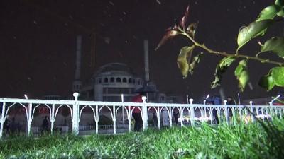 kar manzaralari - İstanbul'da kar yağışı (2)