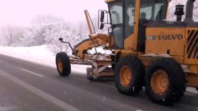 Kar yağışı ve sis - ZONGULDAK