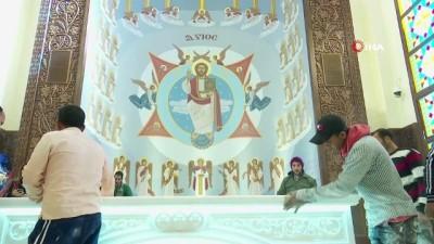 ulfet -  - Orta Doğu'nun En Büyük Kilise Ve Camisi Mısır'da Açıldı