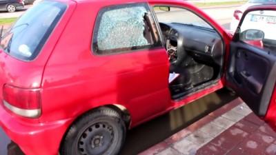 Otomobili 'düz kontak' yöntemiyle çalmak isteyen kişi suçüstü yakalandı - ADANA