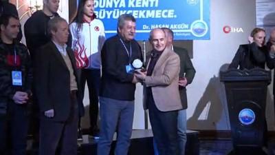 - Türk spor tarihine damga vuran isimler onurlandırıldı