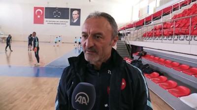 A Milli Futsal Takımı, Tacikistan maçlarına hazır - ERZİNCAN